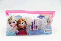 pvc manufacturers - Frozen Bag FROZEN princess colors PVC pen pen bag bag manufacturers selling students