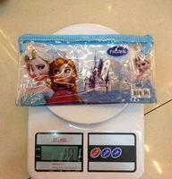 Wholesale Frozen Bag Ice and snow Hot princess Accessories olors Hangbags PVC pen pen bag bag manufacturers selling students