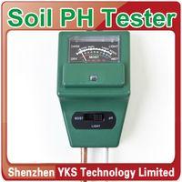 Wholesale in1 Soil Test Kits For Garden Soil PH Moisture Light Meter Y628