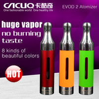 Cheap 1.4ml Kanger Evod 2 Atomizer Best Metal Kanger Kanger Evod 2 cartomizer