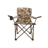 Cheap Free shipping Outdoor Folding Chairs Beach Chair Portable Quick-Opening Armchair Large Camouflage Fishing Chair-Camouflage