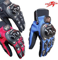 Wholesale professional motorcycle gloves enhanced protection gloves for motor sports