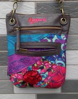 Wholesale 2014 new desigual bag women shoulder bag Desigual messenger bag