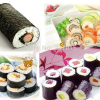 Cheap New Small Roll Sushi Master Maker Kit Rice Roll Mold Mould Kitchen DIY Tool Free Shipping