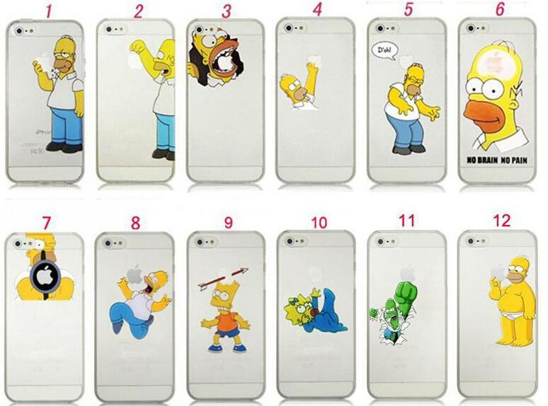 Case Simpsons Iphone 4 Case For Apple Iphone 4 4s
