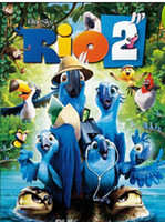 Wholesale 2014 hottest cartoon movie kids movie Rio season two for sale