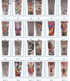 Wholesale fashion Tattoo Sleeves custom tattoo sleeves have in stock different styles smaller order can accepted