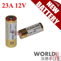 Wholesale A V A23 E23A MN21 MS21 V23GA L1028 Alkaline Battery WF AB042 Worldfone