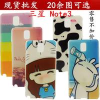 Cheap Cheap Wholesale Samsung Note3 phone sets N9000 N9006 N9002 N909 N9008 shell
