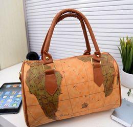 Wholesale 2015 New handbag Trendy Faux Leather Baguette Print Lady s Handbag Shoulder Bag women s handbag TB9