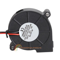 Wholesale R1B1 Black Brushless DC Cooling Blower Fan Wires S V A x15mm