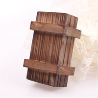Wholesale New Magic Wooden Puzzle Box Puzzle Wooden Secret Trick Intelligence Compartment Gift