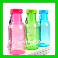 beverages market - OP SMILE MARKET piece NEW ARRIVAL ML Leakproof Popular brands Soda Bottle Beverage bottles
