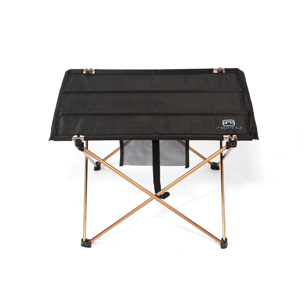 high quality aluminium alloy ultralight portable folding table foldable outdoor camping picnic desk 690g h11599 picnic table folding table outdoor