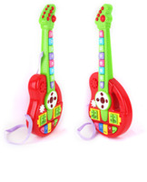 Wholesale Cartoon music guitar of Children s baby Baby learning toys Early childhood toys y01
