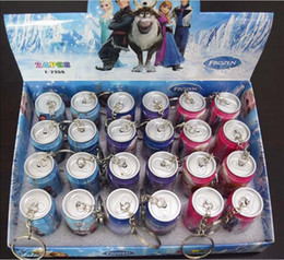 Wholesale High quality Frozen Cola pen Ice and snow princess Animated cartoon of coke