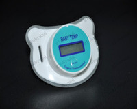 Wholesale Brand New LCD Digital Infant Temperature Nipple Baby Thermometer