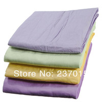 Cheap 2PCS Magic PVA Car Wipe Wash Washing Cloth Chamois Leather Clean Cleaning Towel Free Shipping