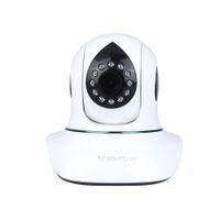 Wholesale T7838WIP P HD IP Camera Plug Play P2P PnP Network Webcam Pan Tilt Wireless Wifi Micro SD Card Indoor Security IR Cut White S198