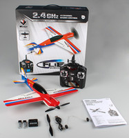 gliders - WLToys F939 Electric G CH RC Remote Control Airplane Multi color Remote Control Glider RTF SHW