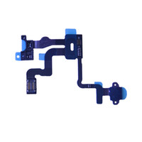 Wholesale 50pcs Proximity Light Sensor Power Button Flex Cable Ribbon For iPhone G S GS