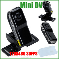 Wholesale Fashion Mini Rechargeable DV MD80 DVR Video Camera Portable Hidden Digital Camcorder JBD MD80