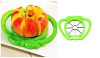 Wholesale Apple Pear Peeler Corer Slicer Easy Cutter Fruit Cut Fruit Knife Stainless Steel Fruit Divider Kitchenware Kitchen Tools