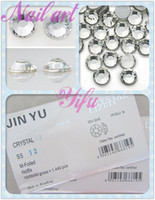 art gross - SS6 mm High Shine Crystal AB COLORFUL Nail rhinestones Elements Jewelry10 Gross