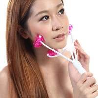 Wholesale Facial Face Up Roller Massager for Slimming Remove Chin Neck in Beauty Tools