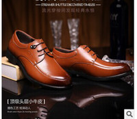 Lace-Up men leather shoes - 2014 new Best quality Genuine Leather men flat shoes casual shoes Soft men Loafers Sneakers Comfortable Driving Shoes
