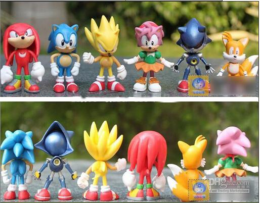 Sonic Hedgehog 2014 2014 Jazwares Sonic The