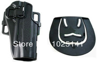 Wholesale OP Blackhawk CQC Airsoft hard plastic tactical holster Black