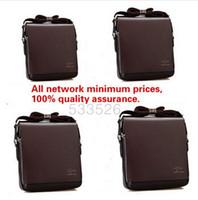 Wholesale OP Mens Messenger Bag Top Fasion Fashion Kangaroo Leather Crossbody Shoulder Bag Briefcase Colors Versions Handbag
