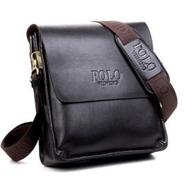 Wholesale OP Crazy Designer Mens Bag Fashion Genuine Leather Bags Briefcase Business Shoulder Messenger Bags For Men Man s Bag