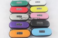 Cheap Ego cases electronic cigarette e cigarette e cig zipper cases 5 type Size for ego t evod ce4 ce5 ce4+ ce5+ mod protank ecig ego start kit