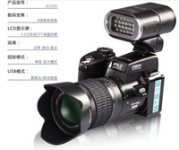 Wholesale Genuine telephoto digital camera SLR camera appearance POLO Po Tat d3200 camera