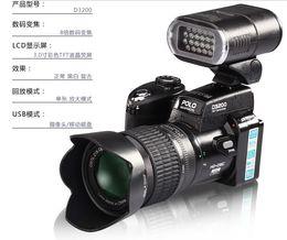Wholesale Genuine telephoto digital camera SLR camera appearance POLO Po Tat d3200 camera