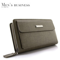 Wholesale KLD MEN S BUSINESS Series Luxury generous Leather For business phone money card K1 K2 Post