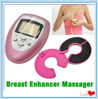 Wholesale Women Breast Health Care enhancer Pulse massager enlargement growth machine massage female beauty product Electrical stimulator
