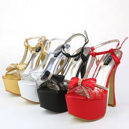 Wholesale Fashion New Summer Wedding Shoes High Heel Shoes High Heel Bridal Shoe for Prom Dresses SY17