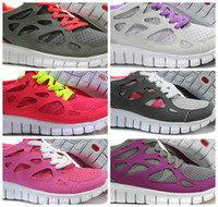 Wholesale Brand Name SWOOSH LOGO Running Shoes Women Running shoes Max size US EU Breathable gauze Cheap Running Sport ShoeS