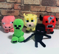 Hot Minecraft plush Doll Core Enderman Toys Creeper Ocelot S...