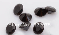 Wholesale 4mm crystal birthday birthstone black floating charms fit Floating lockets