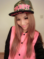 Wholesale Fashion trukfit word flat brimmed hat Male and female hip hop hat Sub hip hop hip hop hat YWPL