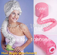 Wholesale OP pack Hair Bonnet dryer attachment hair dry speeder hat dry your hair in few minutes safe using styling tool