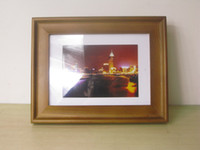 Wholesale Retro Solid Wood Picture Frame Inches Brown