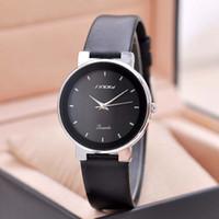 Cheap JW532 SINOBI Brand Classic Unisex Quartz Watches Women Dress Watch Japan Movement Men Analog Smart Watch Water Proof 30ATM