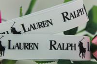 printed grosgrain ribbon - New fashion printed grosgrain ribbon hairbow diy party decoration OEM mm P1209