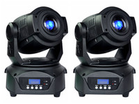 Wholesale Hot Selling W Led Moving Head Light CH DMX512 Spot Moving Head Light USA Luminous FOCUS Facet Gobo Light V V