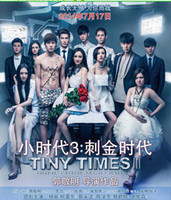 Wholesale Tiny times new moives TV Series P DVD Made in China Region Region free Brand new Sealed Box Set